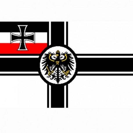 101 INC Drapeau Allemagne 1914 150x100 cm AC-WP447200134 Drapeau