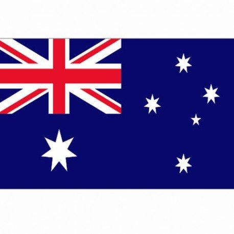 101 INC Drapeau Australie 150x100 cm AC-WP447200117 Drapeau