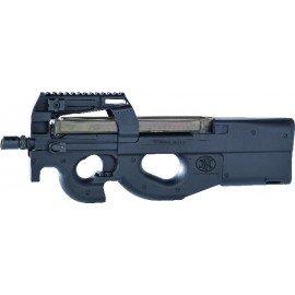 replique-FN Herstal P90 Noir (Swiss Arms 200934) -airsoft-RE-CB200934