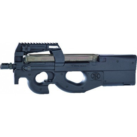 replique-FN Herstal P90 Noir (Swiss Arms 200934) -airsoft-RE-CB200934