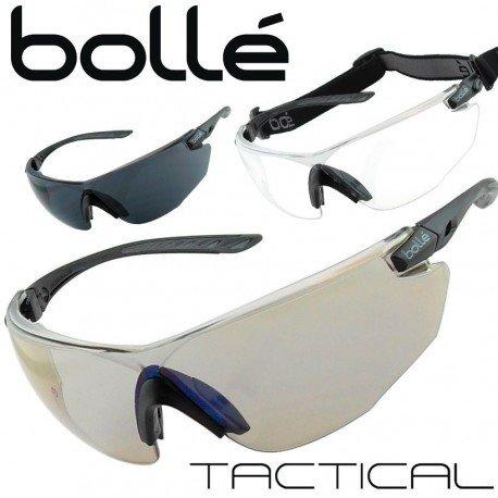 WE Bollé Lunettes Kit Combat Noir AC-BOCBTBK Equipements