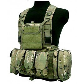 Emerson Emerson Chest Rig RRV Multicam AC-EMBD2966 Gilet & Veste tactique