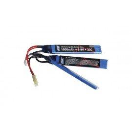 ASG ASG Batterie LiFe 9,9v Triple 1000mah AC-AS17457 Batteries