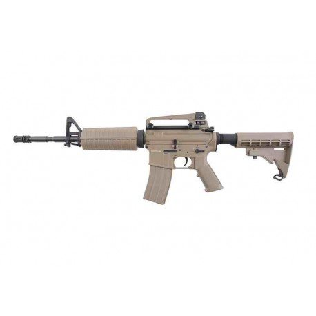 replique-Cyma M4A1 Full Metal Desert -airsoft-RE-CMCM002A1T