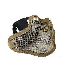 Emerson Stalker Gen2 Desert 3 Tone Mask (Emerson) AC-RKSTALKER-D3T Maschera a griglia