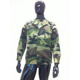 101 INC Veste F2 Armee Francaise Taille 112M CCE HA-WPFR096112M Uniformes