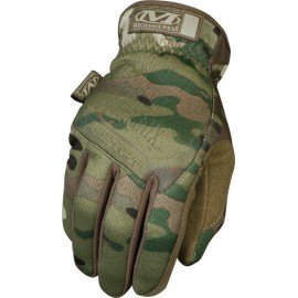 Guanti Mechanix Fast-Fit Multicam