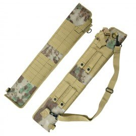 101 INC Carquois Long 73cm Multicam (101 Inc) AC-WP359861MC Carquois Airsoft