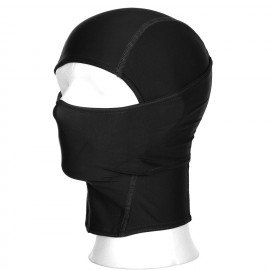 Elasthane Balaclava 1 Hole Black (101 Inc)