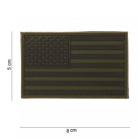 101 INC Patch 3D PVC USA OD (101 Inc) AC-WP4441103510 Patch en PVC