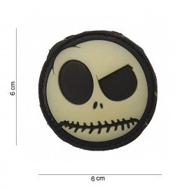 Patch 3D PVC Mr Jack Nightmare (101 Inc)