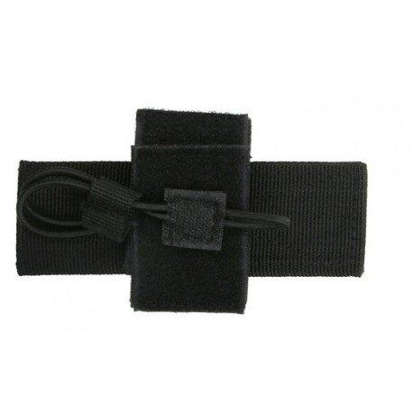 101 INC Holster Universel Velcro Noir (101 Inc) AC-WP249580BK Holster