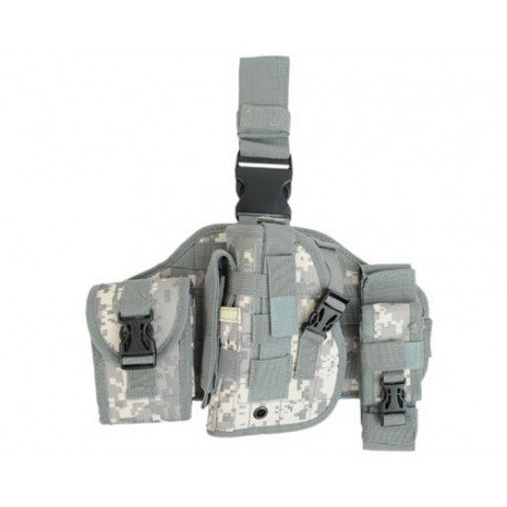 101 INC Holster Cuisse ACU Gaucher (101 Inc) AC-WP355461ACU Holster