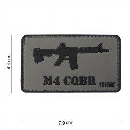 Colt M4 CQBR PVC 3D Patch (101 Inc.)