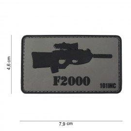 3D Patch PVC FN2000 (101 Inc.)