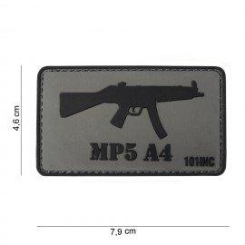 Parche de PVC 3D MP5 A4 (101 Inc)