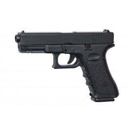 Pistolet Ressort G17 Metal Noir (ASG / STTI)