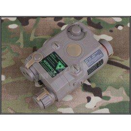Grüne Laser PEQ-15 Desert (Emerson)