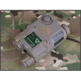 Laser Vert PEQ-15 Desert (Emerson)