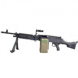 replique-Jing Gong M240 Full Métal -airsoft-RE-JGM240B