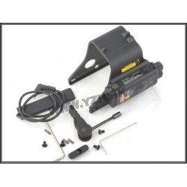 Roter Laser mit Halterung für Eotech 551/552 (Emerson)
