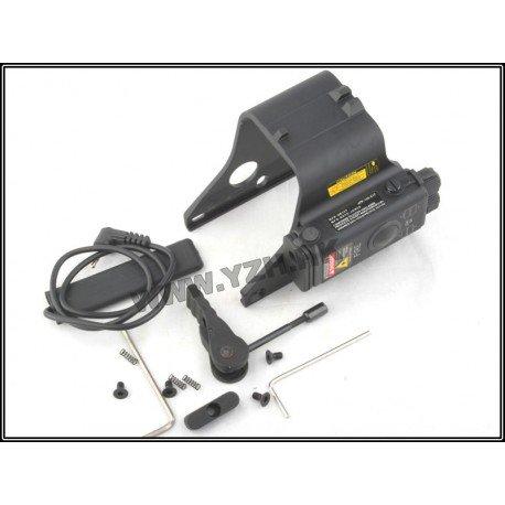 Emerson Laser Rouge w/ Montage pour Eotech 551/552 (Emerson) AC-EMBD1514 Viseur Holographique