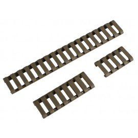 ELEMENT Cache Rail (Set de 3pcs) Soft Desert (Element) AC-ELEX330DE Accessoires