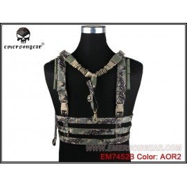 Emerson Chest Rig Low Profile AOR 2