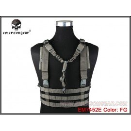 Emerson Chest Rig Low Profile Foliage