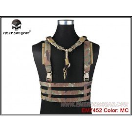 Emerson Emerson Chest Rig Low Profile Multicam AC-EMEM7452 Gilet & Veste tactique