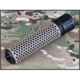 Emerson Silencer KAC QDC 175mm Black & Desert (Emerson) AC-EMBD0542B Accesorios