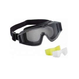 Kit Masque w/ Grille & 2 verres (Umarex 25037) AC-UM25037 Masque balistique