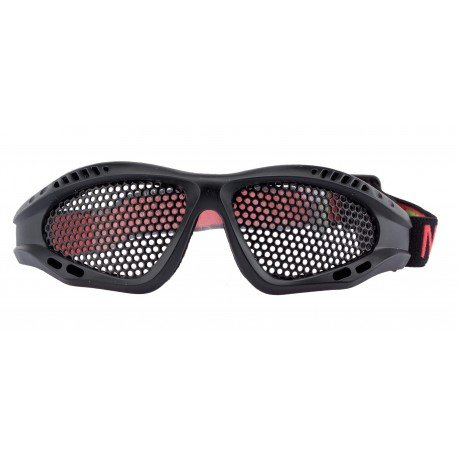 Nuprol Lunettes Grillagees Noir (Nuprol) AC-NUA69920 Equipements