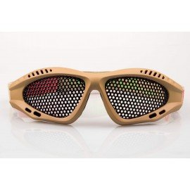 Lunettes Grillagees Desert (Nuprol)