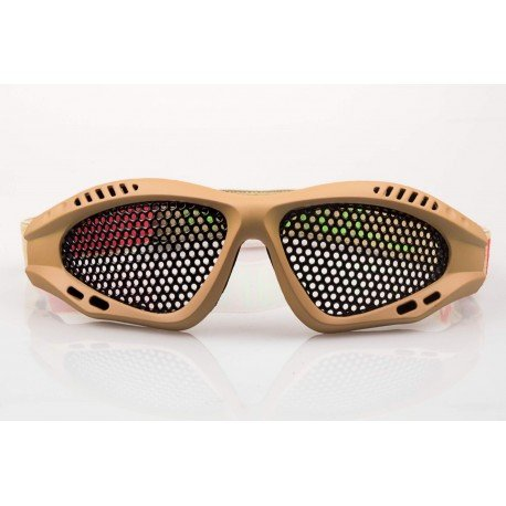 Nuprol Nuprol Lunettes Grillagees Desert AC-NUA69922 Equipements