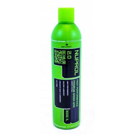 Nuprol Nuprol 2.0 Green Gaz 1000ml AC-NUA69912 Consommables