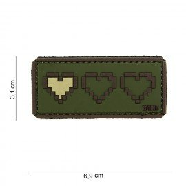 Patch 3D PVC Derniere Vie OD (101 Inc)