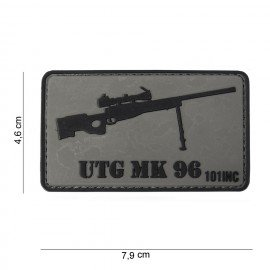 PVC 3D Patch L96 / MK96 (101 Inc)