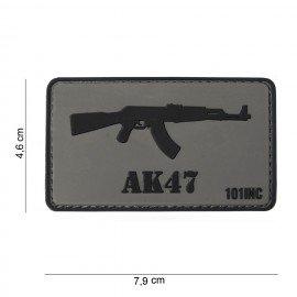 Parche 3D PVC AK47 (101 Inc)