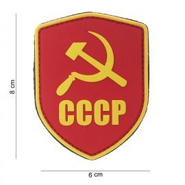 Patch 3D PVC CCCP (101 Inc)