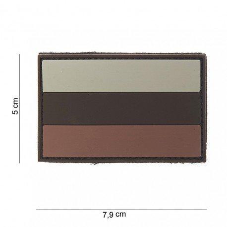 101 INC Patch 3D PVC Drapeau Russie Desert (101 Inc) AC-WP4441303798 Patch en PVC