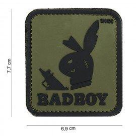 Parche de PVC Bad Boy OD (101 Inc)