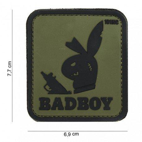 101 INC Patch 3D PVC Bad Boy OD (101 Inc) AC-WP4441303883 Patch en PVC