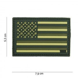 101 INC 3D PVC Patch Soviet OD (101 Inc) AC-WP4441303886 PVC Patch