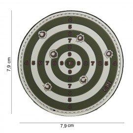 Parche de PVC 3D Target OD (101 Inc)