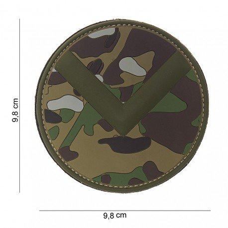 101 INC Patch 3D PVC Spartan Shield Multicam (101 Inc) AC-WP4441803829 Patch en PVC