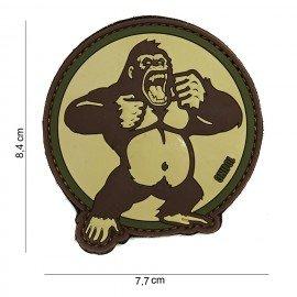 Patch in PVC 3D King Kong Desert (101 Inc)