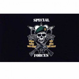 101 INC Drapeau Forces Speciales 150x100 cm (101 Inc) AC-WP447200179 Drapeau