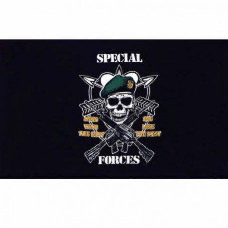 101 INC Drapeau Forces Speciales 150x100 cm (101 Inc) AC-WP447200179 Drapeau