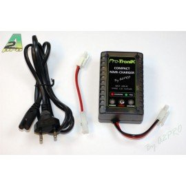 WE Pro-Tronik Fast Battery Charger 8.4 / 9.6v NiMh AC-A27103 Battery Charger